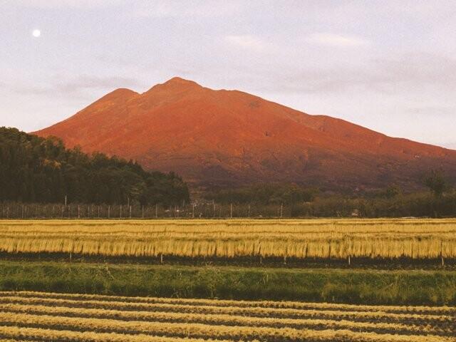 岩木山の写真