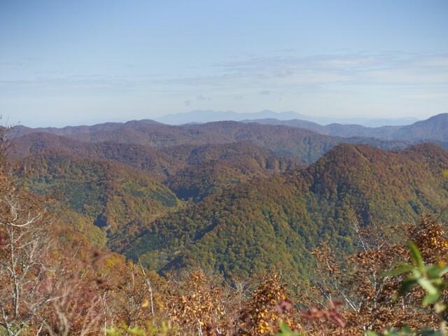 白神山地 駒ヶ岳の写真