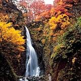 白神山地 暗門の滝