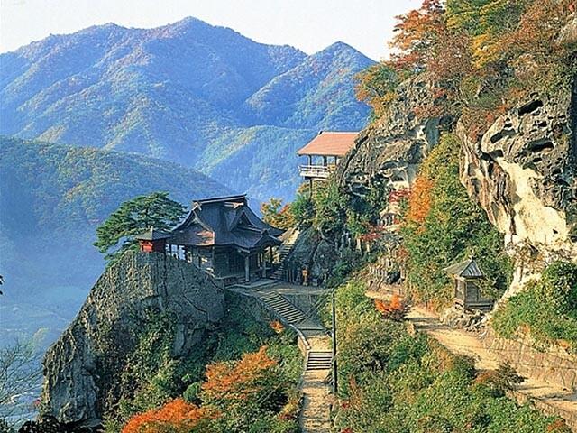 山寺の写真
