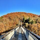横川渓谷(やまびこ吊り橋)