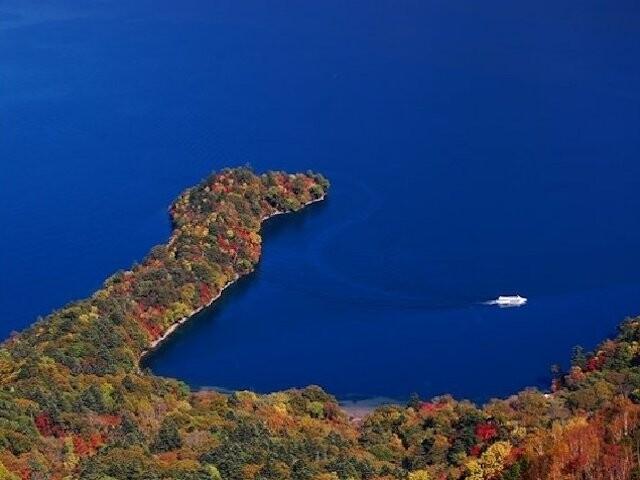 日光(中禅寺湖)の写真