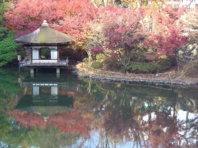 紅葉渓庭園の写真
