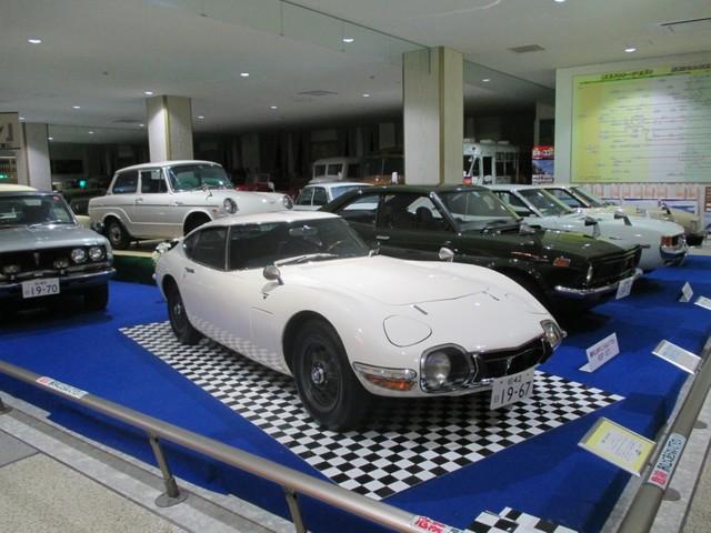 日本自動車博物館の今日・明日の...