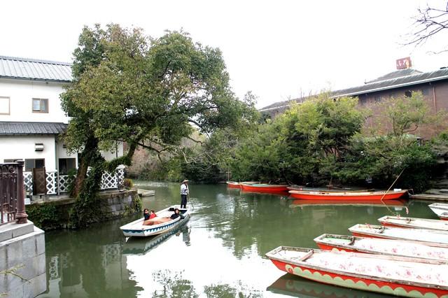 柳川 川 下り