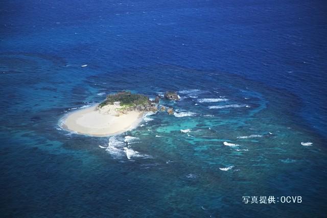 コマカ島ビーチ