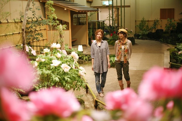 日本庭園 由志園