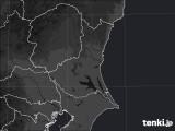 茨城県のPM2.5分布予測