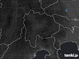 山梨県のPM2.5分布予測