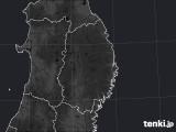岩手県のPM2.5分布予測