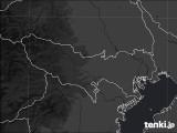 東京都のPM2.5分布予測