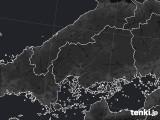 広島県のPM2.5分布予測