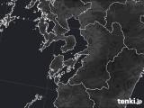 熊本県のPM2.5分布予測