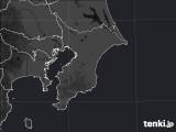 千葉県のPM2.5分布予測