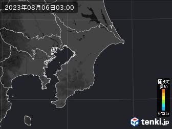 PM2.5分布予測(千葉県)