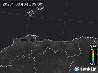 PM2.5分布予測(鳥取県)