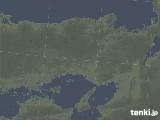 ヒノキ花粉 飛散予測マップ