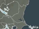茨城県の雨雲レーダー(過去)