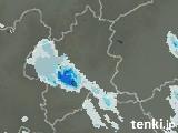 群馬県の雨雲レーダー(過去)