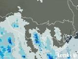 東京都の雨雲レーダー(予報)
