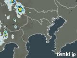 神奈川県の雨雲レーダー(過去)
