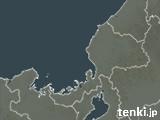 福井県の雨雲レーダー(過去)