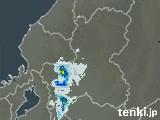 岐阜県の雨雲レーダー(過去)