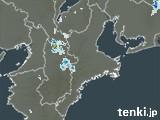三重県の雨雲レーダー(過去)