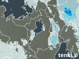 滋賀県の雨雲レーダー(過去)