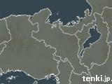 京都府の雨雲レーダー(過去)