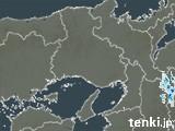 兵庫県の雨雲レーダー(過去)