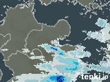 大分県の雨雲レーダー(過去)