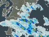 宮崎県の雨雲レーダー(過去)