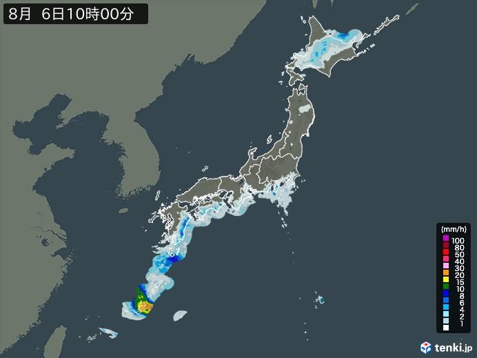 浜松 天気 雨雲 レーダー