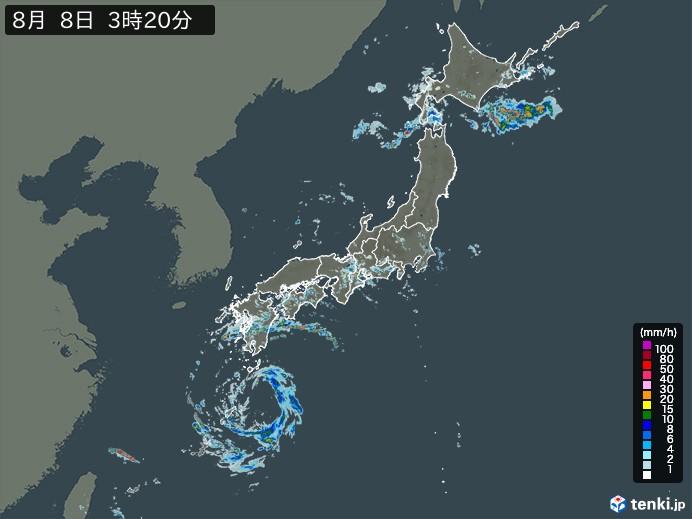 宝塚 天気 雨雲 レーダー