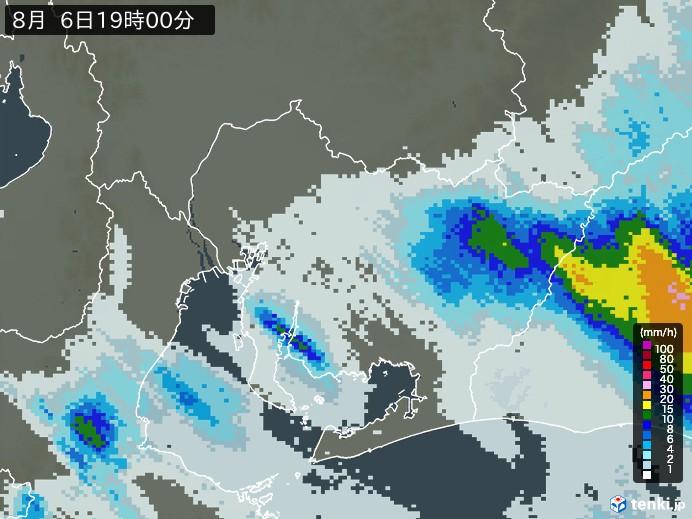 宮崎 天気 雨雲 レーダー