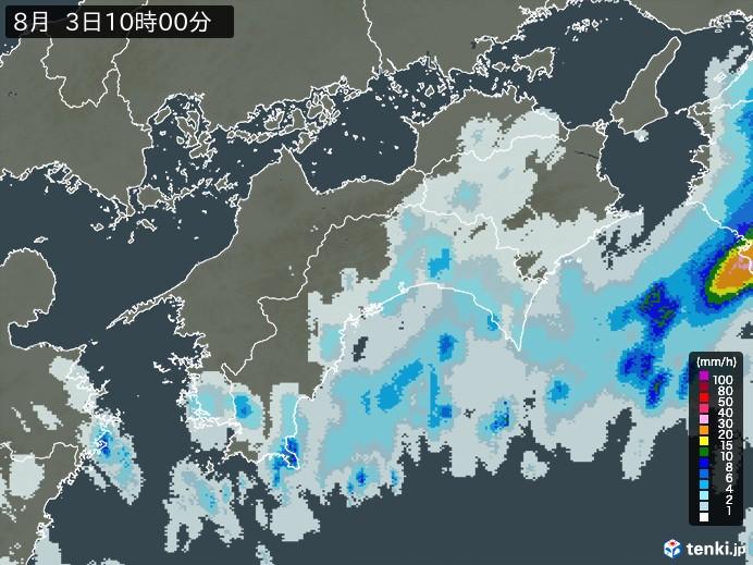 雨雲 高知 市 レーダー 天気 高知県の過去の雨雲レーダー(2021年05月26日)
