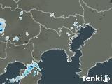神奈川県の雨雲レーダー(予報)