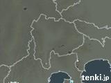 山梨県の雨雲レーダー(予報)