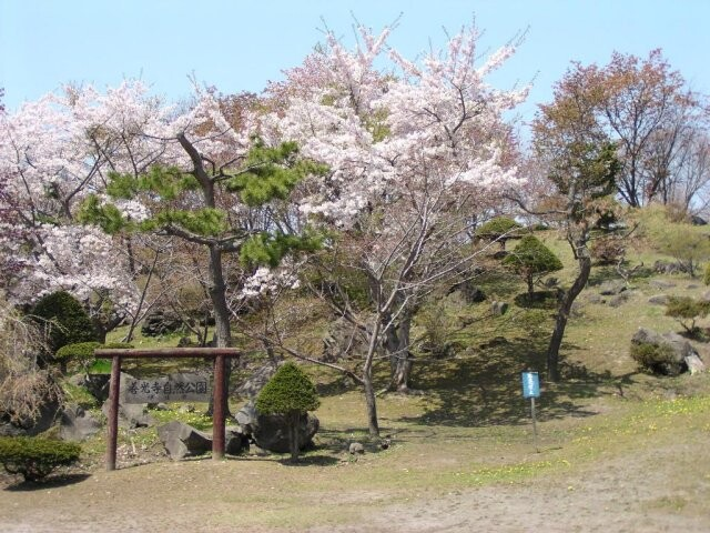 有珠善光寺自然公園の写真