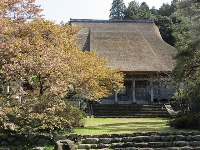阿岸本誓寺の写真