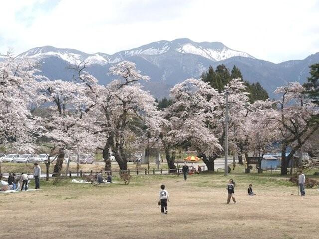一丈木公園の写真