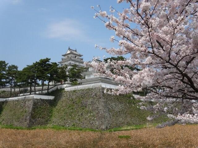 島原城の写真