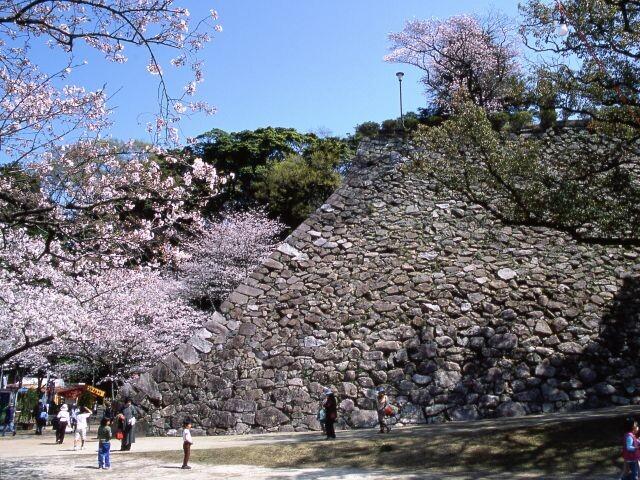 延岡城址 城山公園の写真