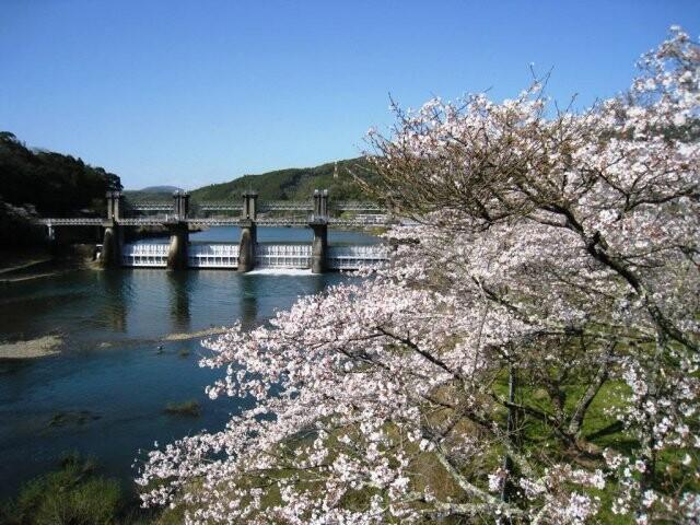 家地川公園の写真