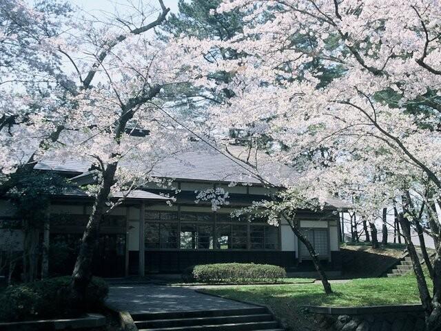 雀舘公園(五城目町)の写真