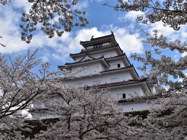 鶴ヶ城公園の写真