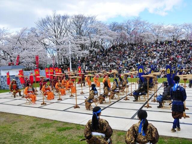 天童公園(舞鶴山)の写真