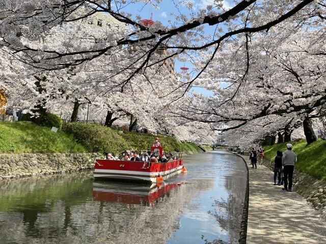 松川公園の写真