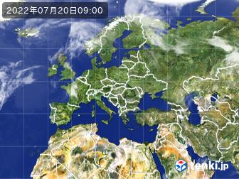 気象衛星(ヨーロッパ・旧ソ連)